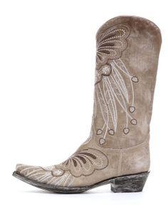 Old Gringo Women's Lakota Boot - Vesuvio Bone/Chocolate