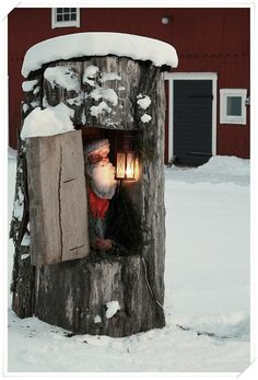 Nisse......LOVE THIS!!