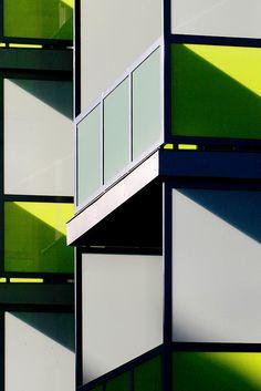 balcony by Sonja Buh