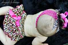Such a adorable diaper cover!