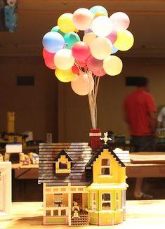 UP Lego house