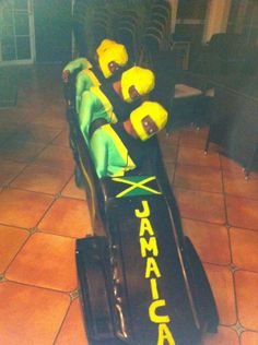 Cool Runnings Halloween costumes