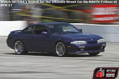 Randall Farless will compete in the 2014 #OUSCI in his #LSX powered 1996 Nissan 240SX