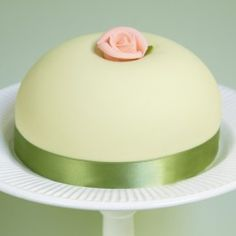 Princess Cake- they had it at the bakery I used to work at and it is the best cake ever!! Dying to try again!