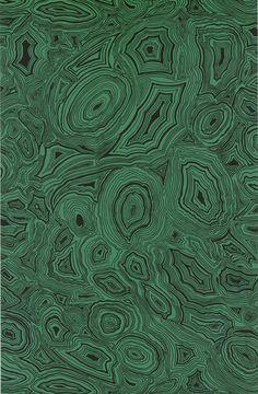 Cole & Son Fornasetti Malachite wallpaper