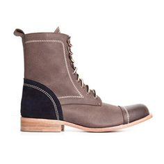 California Boot Men's Chocolate now featured on Fab.