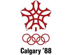 Calgary Canada 1988 Winter Olympics