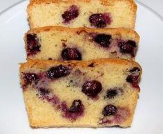 Pressure Cooker Blueberry Cake
