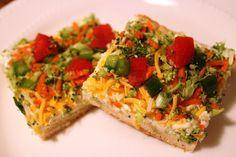 Girls in Aprons: Veggie Pizza