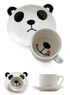 Panda #design #product #cute