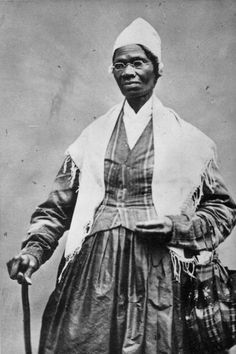 Sojourner Truth, African American abolitionist and women's rights activist Isabella Baumfree was born into slavery in the 19th century, but became a persuasive roving orator.