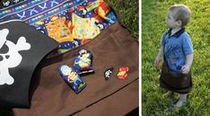 Messenger bag for toddlers - thinking about this for a mail delivery bag
