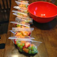 AdvoCare 24 Day Challenge Meal Prep