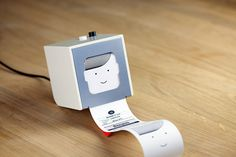 For the unintiated, Little Printer is a test-stage piece of technology that allows you to print tweets, foursquare updates and articles from your favourite news sources. It's pretty cool.