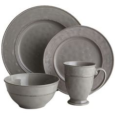Martillo Dinnerware - Fog