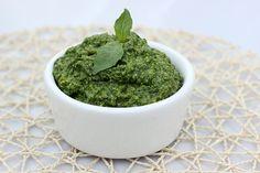 Arugula and Hemp Seed Pesto