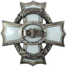 War Merit Cross for Civil Merit: 3rd class.  (Kriegskreuz fuer Zivilverdienste III Klasse).