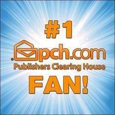 PCH Super Fan #1 That's Me (Smiles)  Lifetime member !