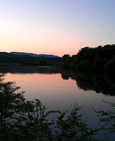 Melton Lake, Oak Ridge, TN  (Clinch River)