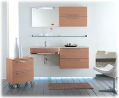 Bathroom Furniture Vanities   - For more go to >>>> http://bathroom-a.com/bathroom/bathroom-furniture-vanities-a/  - Bathroom Furniture Vanities, Vanities became essential parts of bathrooms that you can't think about remodeling or building a new bathroom without thinking of a vanity if the space allows. Bathroom furniture vanities are important because they contain the vital sinks and provide storage space th...