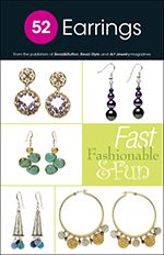 Make a different pair of earrings every week of the year for only $9.95!
