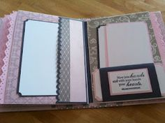Craft With Ann: Mini Albums