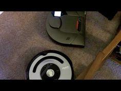 Roomba vs Nero jousting