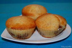 Muffin al cioccolato Kinder, scopri la ricetta: http://www.misya.info/2009/02/16/muffin-al-cioccolato-kinder.htm