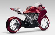 Most Expensive Honda V4 Concept Bike   Gadgets & New Technology