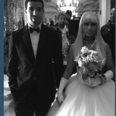 Drake and nicki <3