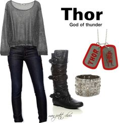 Geek Chic: Fashion Inspired by Avengers: Age