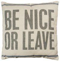 Pillow - Be Nice (3)