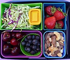 lunchbox ideas lots on this site