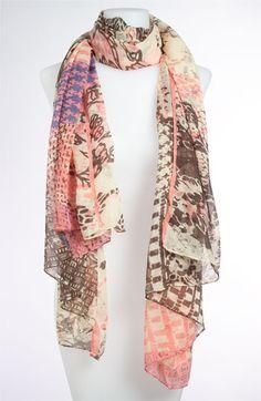 Spring scarves <3