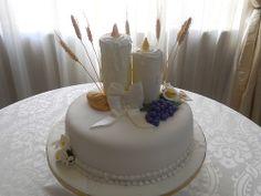 torta de primera comunion   torta para primera comunion