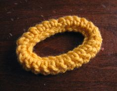crochet chain link