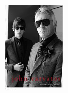 John Varvatos Fall/​Winter 2012 Campaign