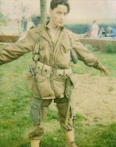 On set: James McAvoy as James Miller