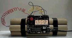 Time Bomb Alarm Clock - Whyrll.com