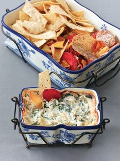 temp-tations® by Tara: Spinach and Artichoke Dip