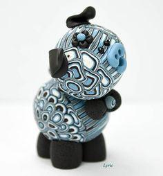 Meet Lyric Piglet by rainieone on deviantART