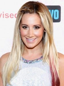 This just came to my head last night...Ashley Tisdale is of age now, and she can play a 25 year  old Jem/Jerrica Benton.  Yeah Jem has sparkling baby blues, but pretty brown eyes are cool too.