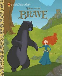 3 different 'Brave' books