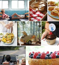 Mood Board Monday: Labor Day Ideas
