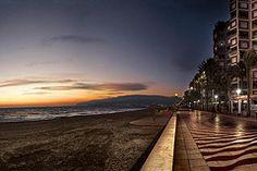Paseo Maritimo Almeria #Almeria, #tourism, http://www.tripcaddy.es