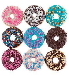 vegan doughnuts from chloe's kitchen!