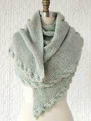 Calza Wrap Knit Pattern