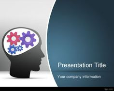 Creative Thinking PowerPoint Template is a free PowerPoint template design for creativity and creative ideas