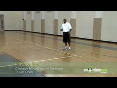 Basketball Offense - Getting Open