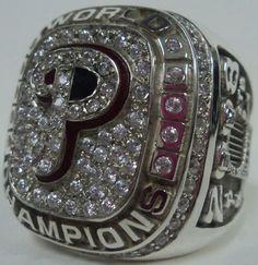 2008 Philadelphia Phillies Ring